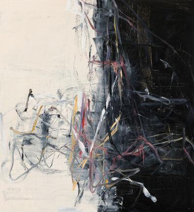 Tom Lieber, 'Black White Shield I', 2013