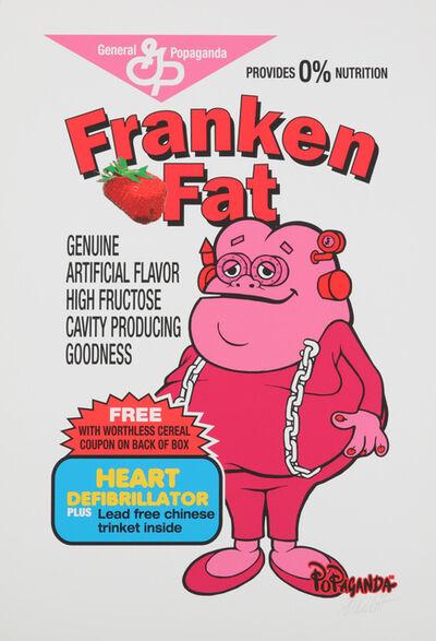 Ron English, ''Franken Fat'', 2011