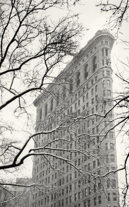 Michael Kenna, 'Flatiron Building, Study 2, New York', 2003