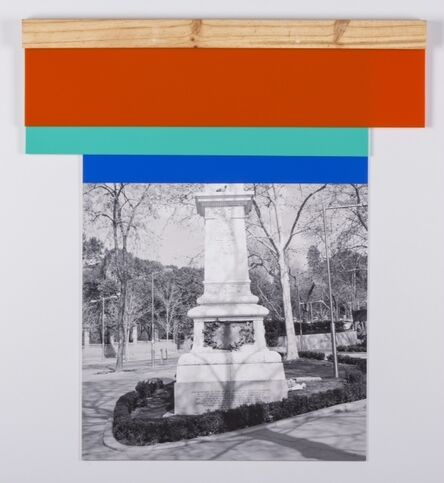 Iván Hurtado, 'Descolonización Azul', 2016