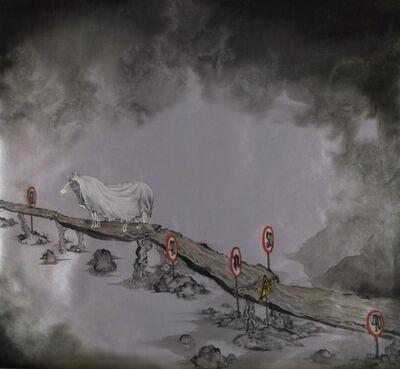 Zhenhua He, 'River Crossing Plan Series No.14', 2015