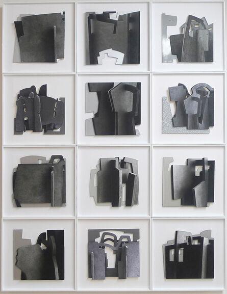 Iñigo Arregi, 'Gestos variables', 2017