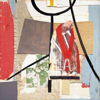 Robert Motherwell, 'View from a High Tower', 1944-1945