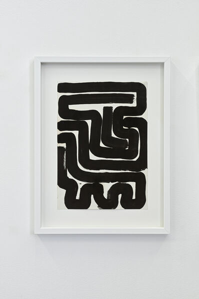 Heimo Zobernig, 'Untitled', 1985