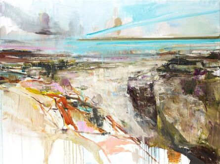 Edwige Fouvry, 'De la plage de Hoedic', 2017