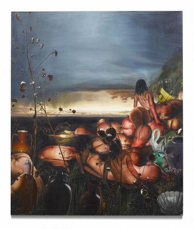 Léopold Rabus, 'Les eaux d'Hermaphrodite', 2013