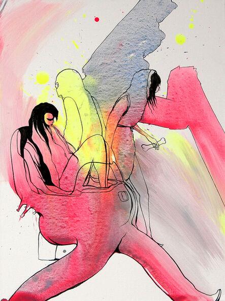 Will Barras, 'Exolegs', 2014