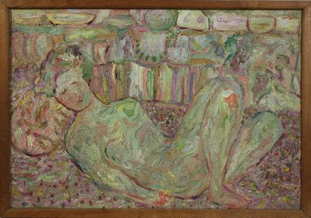 Samuel Feijoo, 'Reclining Nude', 1944