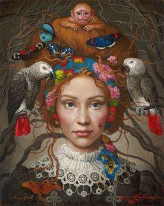 Yana Movchan, 'Ties of Life', 2017