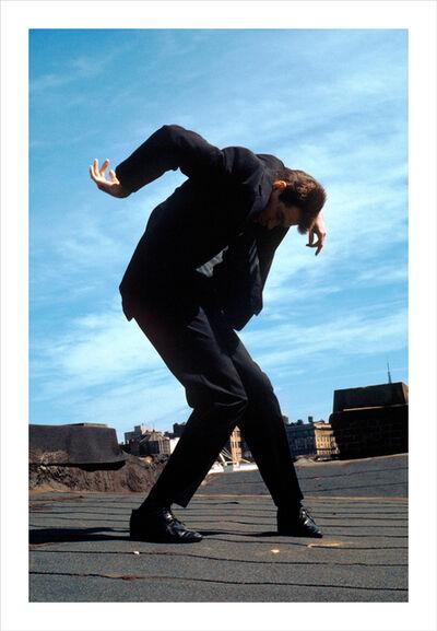 Robert Longo, 'Untitled (Men in the Cities - 7)', 2005