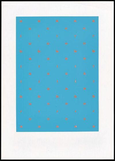 Ian Hamilton Finlay, 'Acrobats', 1966-1968