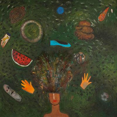 Squeak Carnwath, 'Insomnia', 1986