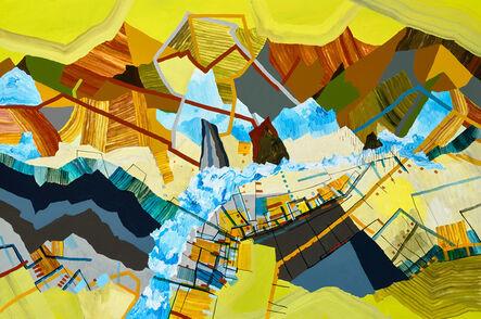 Ryan Molenkamp, 'Sound Cascade 18', 2016