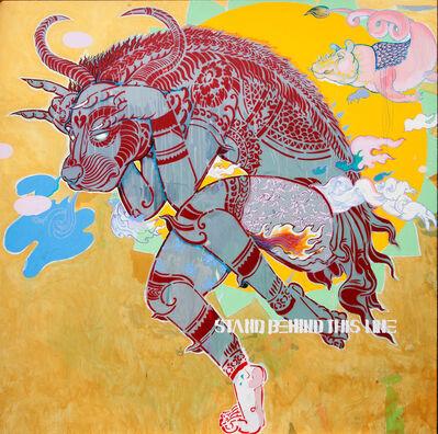 Bundit Puangthong, '99 Rules', 2014