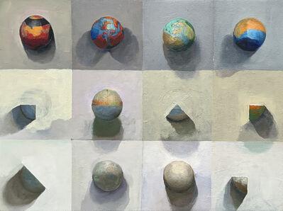 Francois Vincent, 'Fractions', 2020