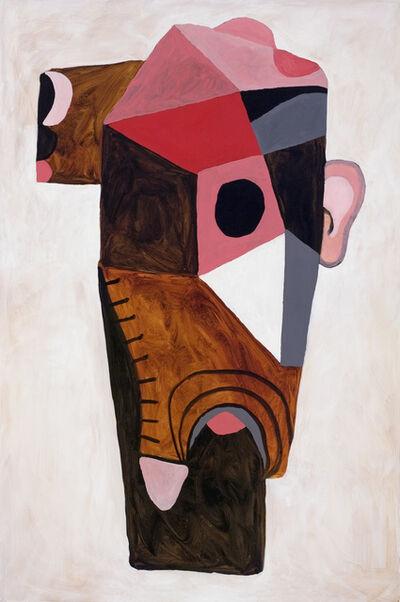 Antonio Malta Campos, 'Rosto Vermelho', 2009