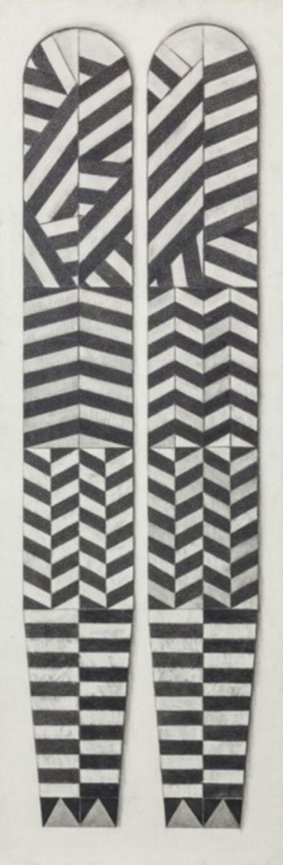 Garo Antreasian, 'Small Shields II', 1998