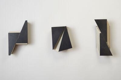 Andrew Hayes, 'Diagonal Study Tryptic', 2015