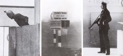 Fabio Mauri, 'Language is war', 1974
