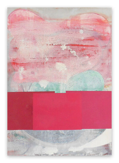 jean feinberg, 'Untitled - OL3.17 (Abstract painting)', 2017