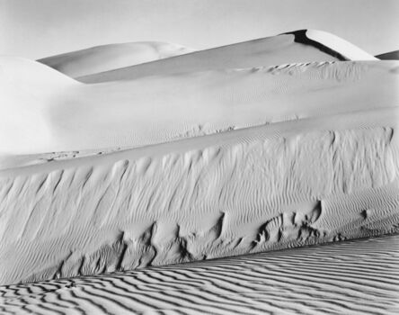 Edward Weston, 'Dunes, Oceano', 1936