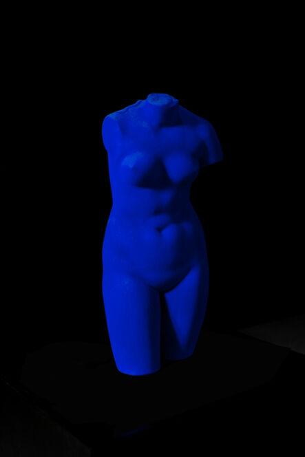 Yves Klein, 'Venus Bleue', 1962