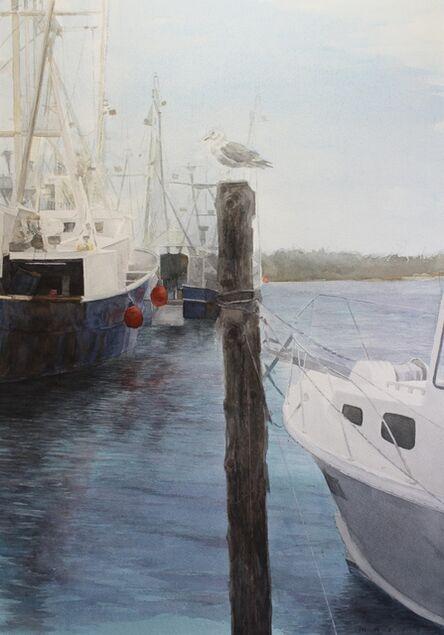 Mario A. Robinson, 'Spikes Marina', 2016