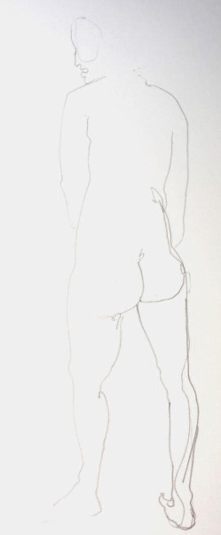 Mary Case, 'Study #13A'