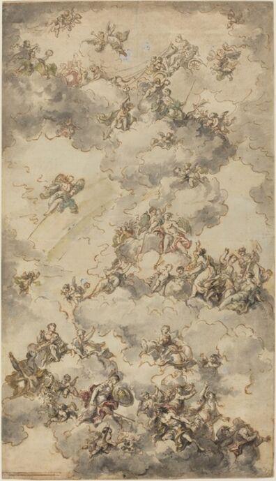 Bartolomeo Tarsia, 'The Triumph of Wisdom', ca. 1750