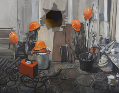 Semyon Motolyanets, 'It seems we are away. ', 2017