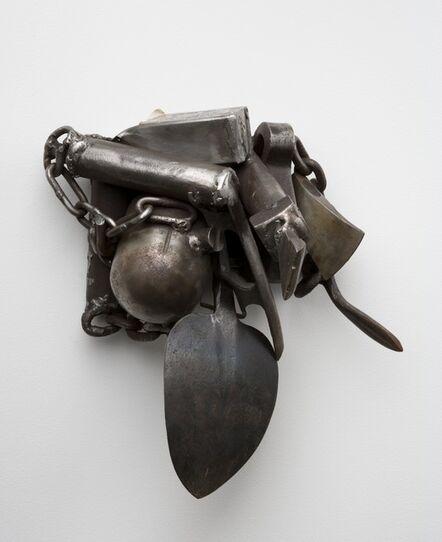 Melvin Edwards, 'Whispers (Lynch Fragment)', 1991-1992