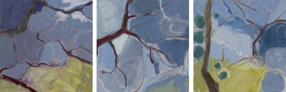 Rachelle Krieger, 'Preserve (triptych)', 2010
