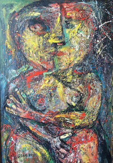 Rolph Scarlett, 'The Embrace', 1948