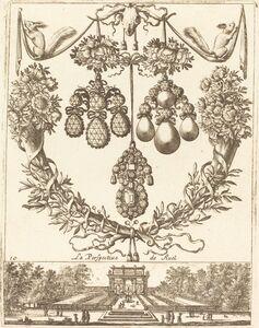 François Le Febvre, 'Perspective de Ruel', probably 1665