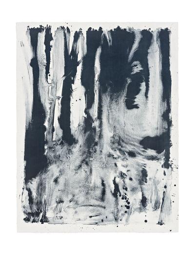 Shinro Ohtake, 'Indigo Forest 3', 2015