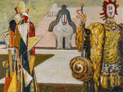 Salvatore Fiume, 'Teatro dell'ironia', 1988