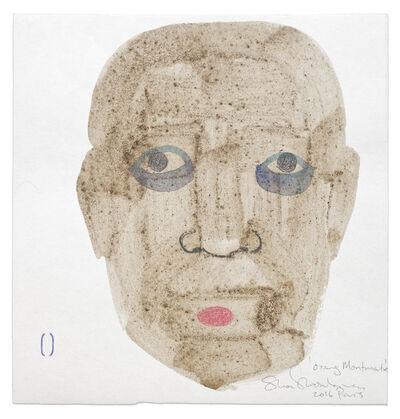 "Shooshie Sulaiman, 'Colors of Planting Drawings ""#0 Orang Montmartre"" / People of Montmartre', 2016"