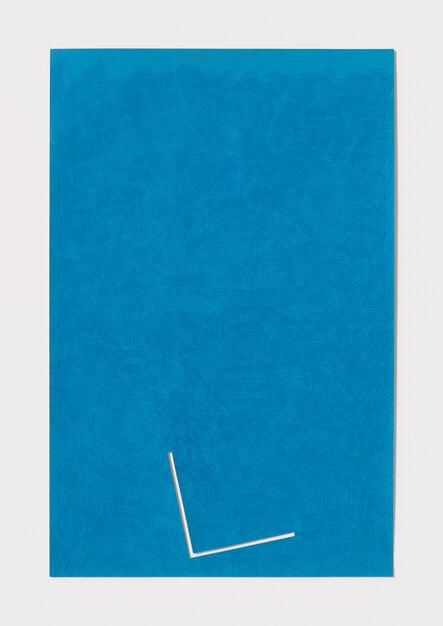 Stephen Antonakos, 'Untitled Cut', 1977