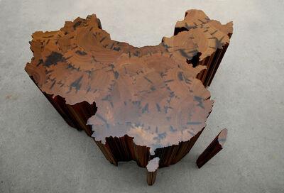 Ai Weiwei, 'Map of China', 2008
