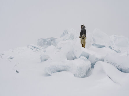 Henrik Saxgren, 'The Fjord of the Dead', 2016