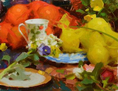 Daniel Keys, 'Bags of Citrus', 2013