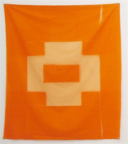 Sam Falls, 'Untitled (Orange, Stuart, FL)', 2011
