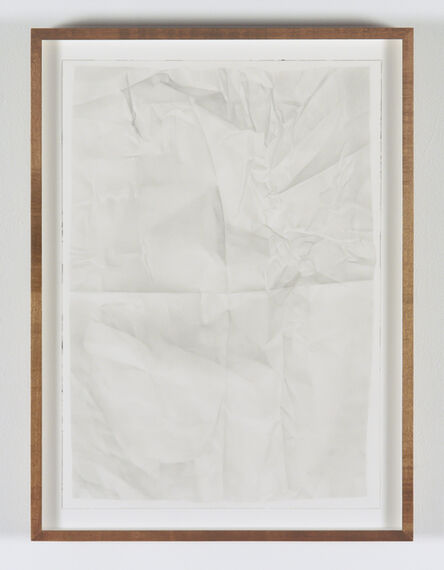 Juliet Jacobson, 'Sancerre at Home (Paper Drawing #21 Verso)', 2014