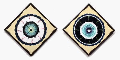 Ken Davis, 'Eye +, Eye - (Medium)'
