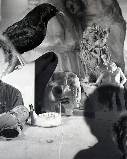 Jim Dine, 'Nancy Looming', 1997