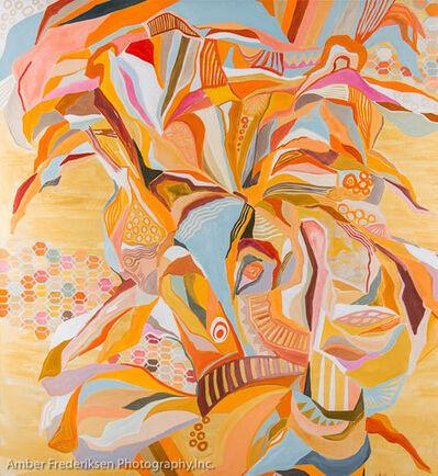 Mally Khorasantchi, 'Oasis IX', 2015