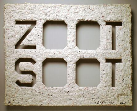 Ed Ruscha, 'Zoot Soot', 2015