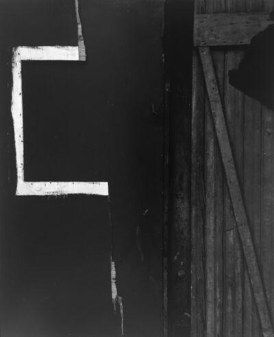 Aaron Siskind, 'Chicago 10', 1959