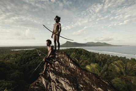 Jimmy Nelson, 'Rock of Rah, Rah Lava Island, Torba Province Vanuatu Islands', 2011