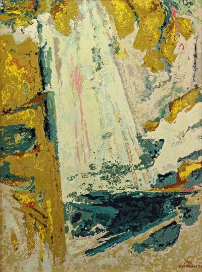 Emil Bisttram, 'Waterfall', 1959